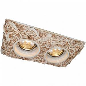 Встраиваемый светильник Arte Lamp Pezzi A5208PL-2WC 041-331