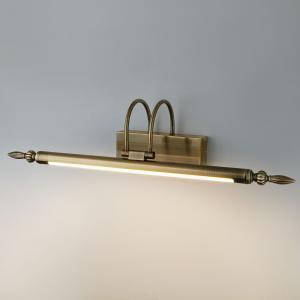 Rona LED бронза Настенный светодиодный светильник MRL LED 9W 1016 IP20