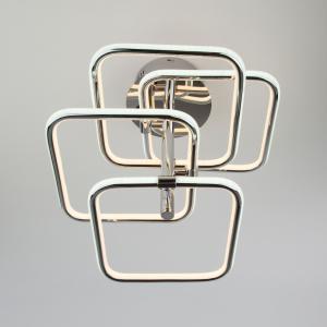 Светодиодный потолочный светильник 90067/4 хром