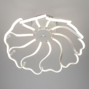 Светодиодный потолочный светильник 90095/10 белый