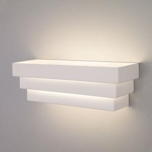 Настенный светодиодный светильник с поворотным плафоном Paloma LED белый (MRL LED 1013)