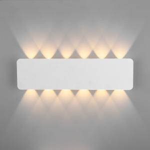 Настенный светодиодный светильник 40139/1 LED белый