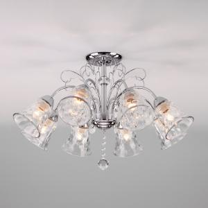 Потолочный светильник 30157/8 хром