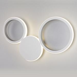 Настенный светодиодный светильник 40141/1 LED серебро