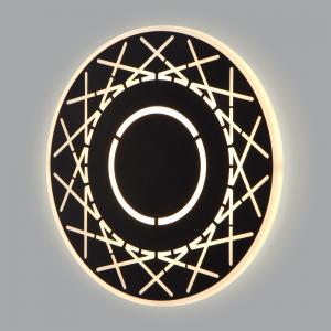 Настенный светодиодный светильник 40148/1 LED черный