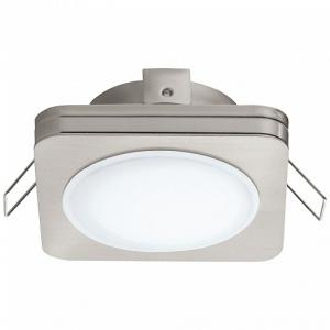 Встраиваемый светодиодный светильник Eglo Pineda 1 95921 081-992