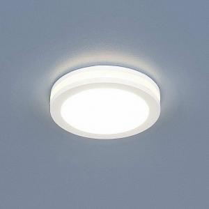Встраиваемый светодиодный светильник Elektrostandard DSKR80 5W 3300K 4690389056703 082-067
