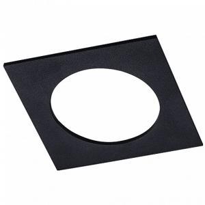 Рамка для светильника ITALLINE SP 01 black 097-914