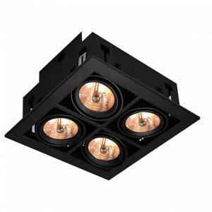 Карданный светильник Arte Lamp Cardani A5930PL-4BK 056-849