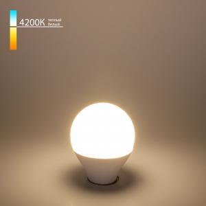 Mini Classic LED 7W 4200K E14 матовое стеклоСветодиодная лампа Mini Classic LED 7W 4200K E14 матовое стекло