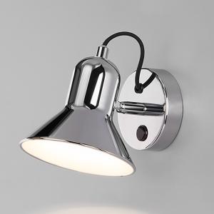 Настенный светильник с выключателем 20082/1 хром