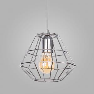 Подвесной светильник 4202 Diamond Silver