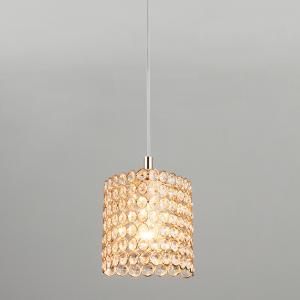 Подвесной светильник 50068/1 золото
