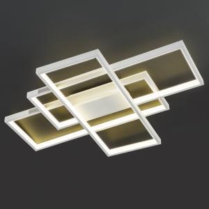 Потолочный светодиодный светильник 90177/3 белый