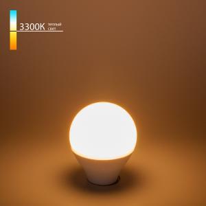 Mini Classic LED 7W 3300K E14 матовое стеклоСветодиодная лампа Mini Classic LED 7W 3300K E14 матовое стекло