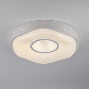 Светильник потолочный с пультом управления 40011/1 LED белый