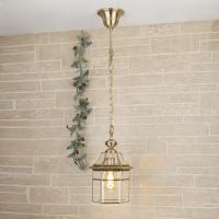 Уличный подвесной светильник Savoie H медь GL 1031H